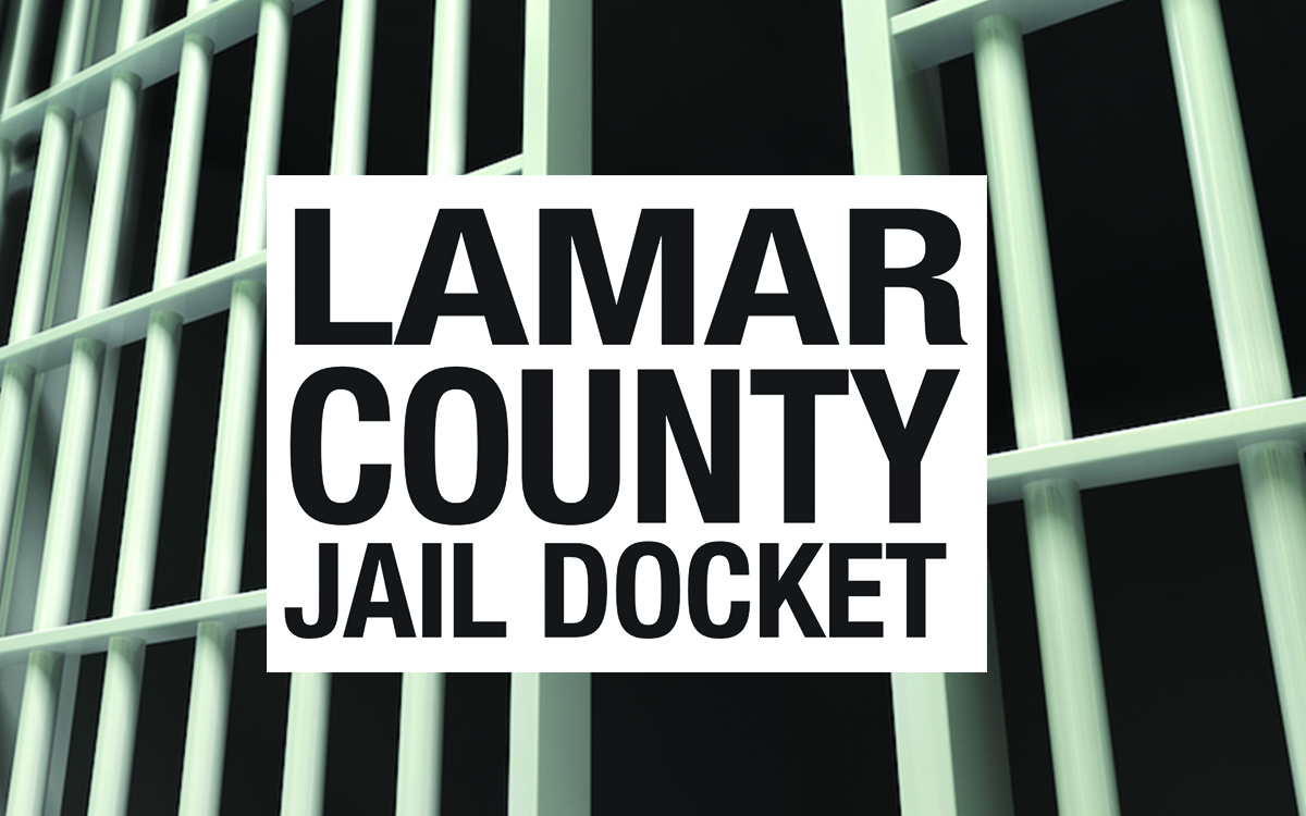 Lamar County jail docket | HubCitySPOKES