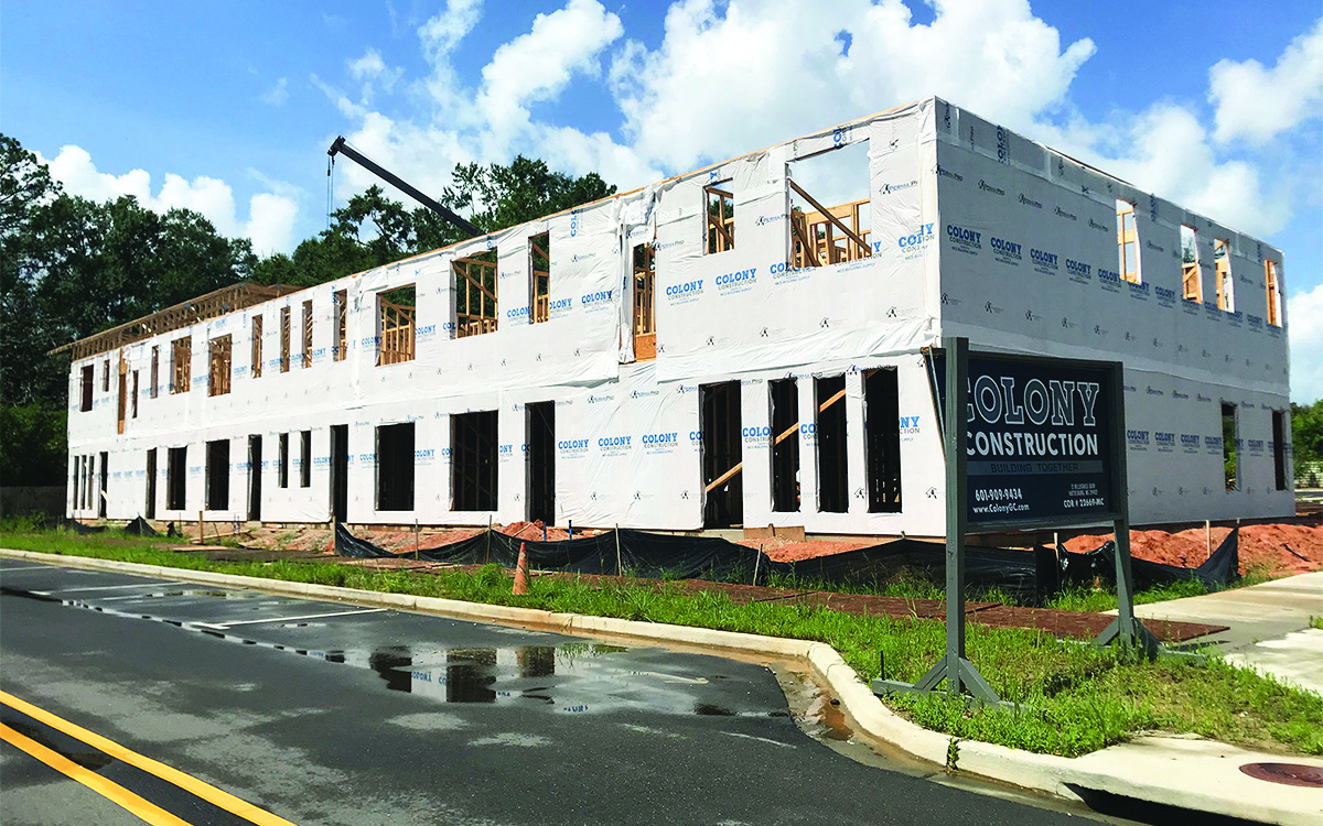 Townhomes Coming To The District At Midtown Hubcityspokes