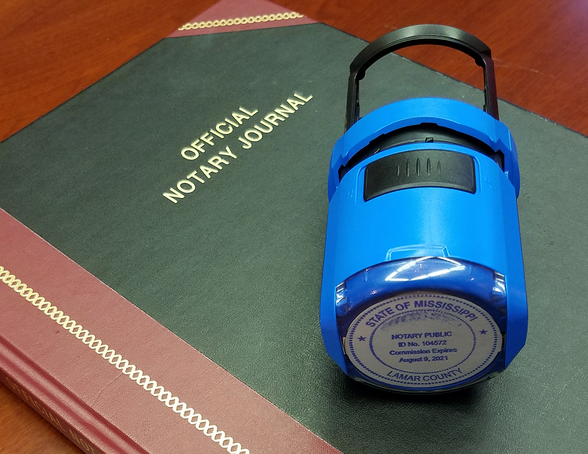 Lamar County Library System provides notary services by ...